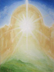 """EINS SEIN, Lebe deine göttliche Natur """"Wenn wir erkennen wer wir sind ist LIEBE"""" Eine ganzheitliche Entwicklung in ein selbstverwirklichtes Mensch-SEIN, zurück zum Ursprung, in dein natürliches liebevolles SELBST. Ein Weg der inneren Selbstentfaltung - Selbsterfahrung - Selbsttransformation. Rückverbindung, Ganzwerung, Erleuchtung, Erwachen, Bewusstsein, Liebe, Ich Bin, SEIN, Stille, Frieden, Licht, Christus, Gottverwirklichung, Samarpita Seinsheilung, Lebensfreude, Seinsfreude, Glückseligkeit, Eins-SEIN, Christustor, Jesus Christus, Chrstusenergie,"""